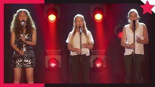 Keine ist wie du (Gregor Meyle) - Ulana, Ina, und Sophie | POPSTARS