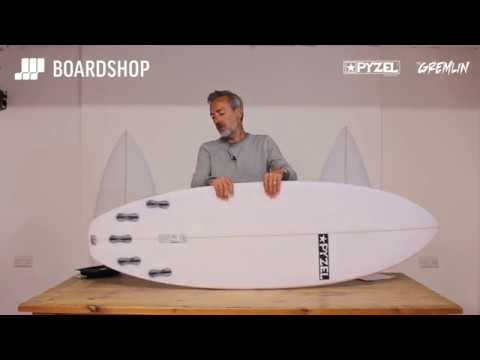 Pyzel Gremlin Surfboard Review