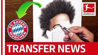 Bayern München sign Premier League Star