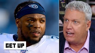 The Titans will be dangerous if they make the playoffs - Rex Ryan | Get Up