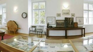 preview picture of video 'Forstmuseum Mariabrunn in Wien'