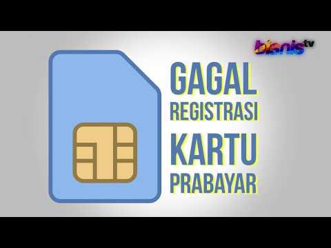 Gagal Registrasi Kartu Prabayar Ini Saran Kemenkominfo Kaskus