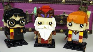 LEGO Гарри Поттер 2018 Обзор