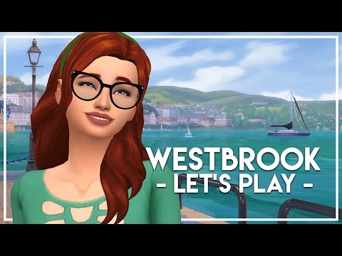 DINNER PARTY // The Sims 4: Westbrook Legacy #24