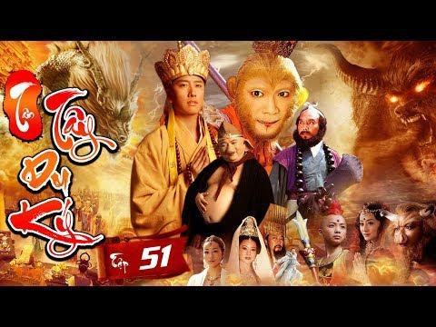 Phim Mới Hay Nhất 2019   TÂN TÂY DU KÝ - Tập 51   Phim Bộ Trung Quốc Hay Nhất 2019