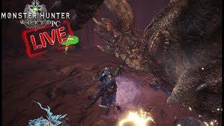 Generic Rpg Story feat yesman Monster Hunter worlds PC Stream