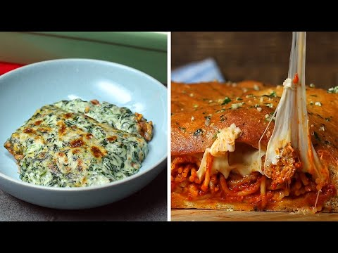 These Delectable Italian Recipes Have a Wonderful Twist!