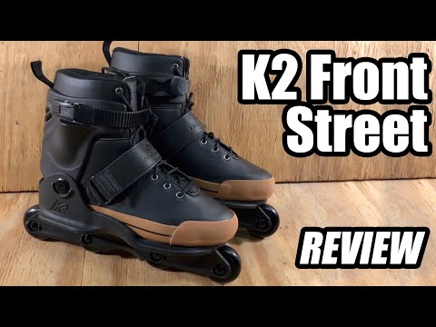 K2 Front Street Aggressive Inline Skate – REVIEW