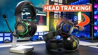 JBL QUANTUM Gaming Headsets - HEAD TRACKING & ANC!? (400, 800, ONE)