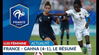 France - Ghana (4-1) - Le résumé