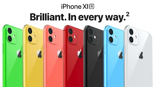 2019 iPhone 11R LEAKS Early! Future is strange..
