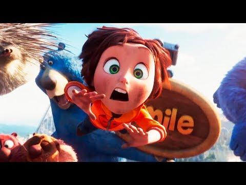 «Волшебный парк Джун» (2019) — трейлер мультфильма