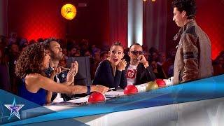Este MAGO es CAPAZ de HACER MAGIA a través del MÓVIL | Audiciones 5 | Got Talent España 5 (2019)