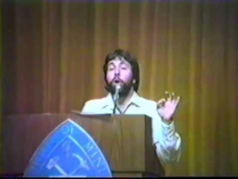 1984 Steve Wozniak: Developing Floppy Disks