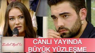 Zuhal Topal'la 86. Bölüm (HD)   Serkan ve Kuzu'nun Canlı Yayında Büyük Yüzleşmesi!