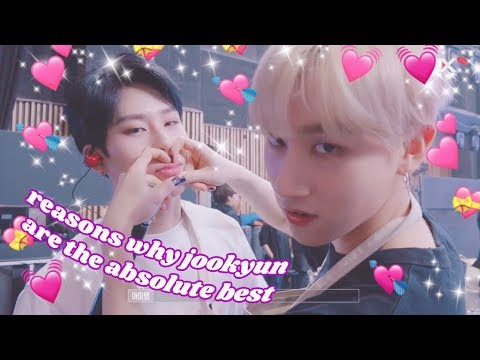 [MONSTA X] reasons why jookyun are the absolute best