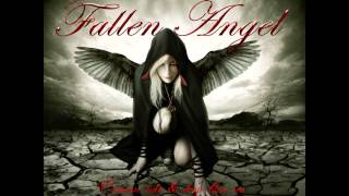 "Fallen Angel ""Crimson tide & deep blue sea"""