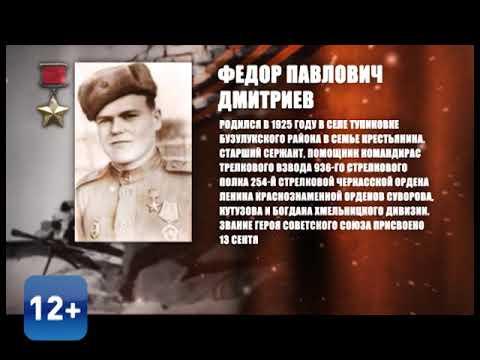 Федор Павлович Дмитриев
