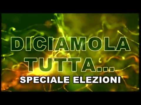 Diciamola tutta... - Puntata 13 - Speciale Elezioni