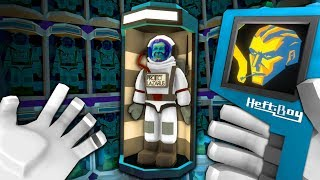 SECRETS INSIDE THE MOON - Elevator to the Moon (VR) Vida ENDING