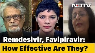 Remdesivir, Favipiravir: How Effective Are They Against Covid-19?