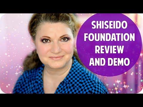 Shiseido Advanced Hydro-Liquid Compact | Demo and Review