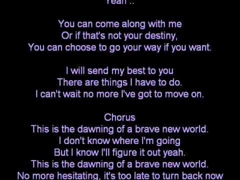 weezer-BRAVE NEW WORLD (LYRICS)