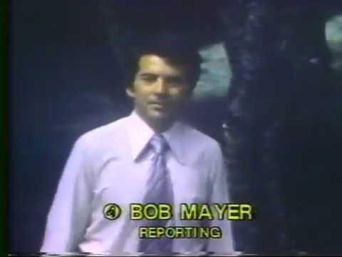 WTVJ / MIAMI - Bob Mayer 'Behind The Wheel Of The 1979 Ford LTD Landau