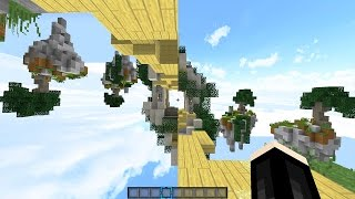 SUPER SECRET SETTINGS Change EVERYTHING!| Minecraft SKYWARS *NO MODS*