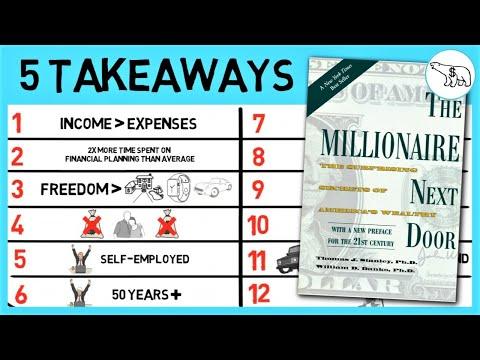 mp4 Millionaire Next Door Takeaways, download Millionaire Next Door Takeaways video klip Millionaire Next Door Takeaways