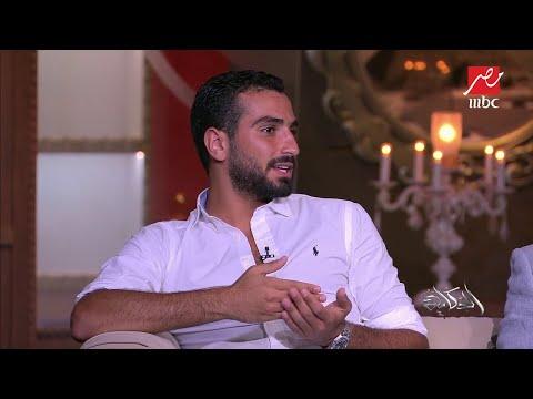 محمد الشرنوبي: فخور بتعاوني مع شريف عرفة وعمر خيرت
