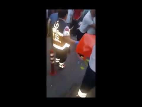 Отец кастрировал наглеца, пристававшего к его дочери на улице