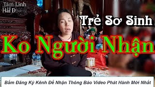 Trẻ Sơ Sinh Ko Người Nhận ,nhặt Dc Trẻ Sơ Sinh ở Vườn Nhà Mang Về Nuôi , CÔ ĐỒNG SINH 2019