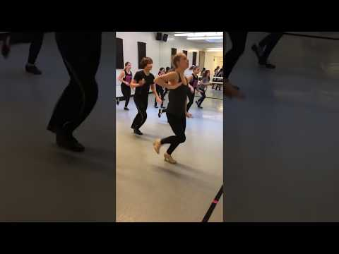 I am teaching tap at Shuffles Tap School. I was preparing my students for their recital in May! I do not own the rights to this music.