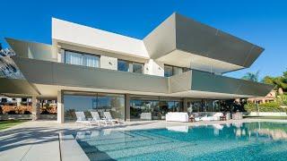New Modern Luxury House In Marbella, Sierra Blanca, Spain   Drumelia Real Estate