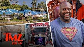 Shaq Is Selling His Incredible Estate | TMZ TV - Video Youtube