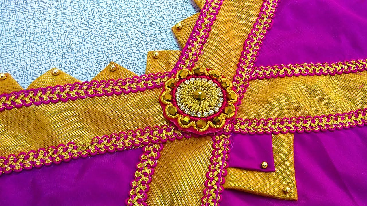 MADHUS FASHION. <br> From MADHUS FASHION you can learn how to make cutting and stitching for blouses and kurties etc.