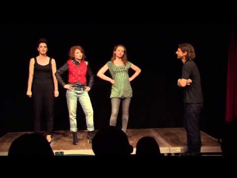 Kabaret na Koniec Świata - Modelki z Wolnego Wybiegu