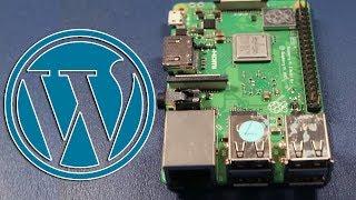 How To Install Wordpress On A Raspberry Pi