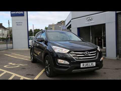 Hyundai Santa Fe - 60 Second Deal