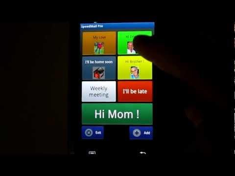 Video of SpeedMail Pro