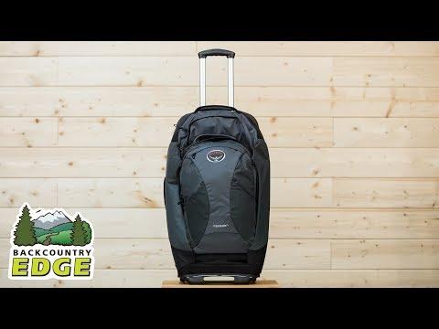 Osprey Meridian 75 Wheeled Convertible Travel Pack