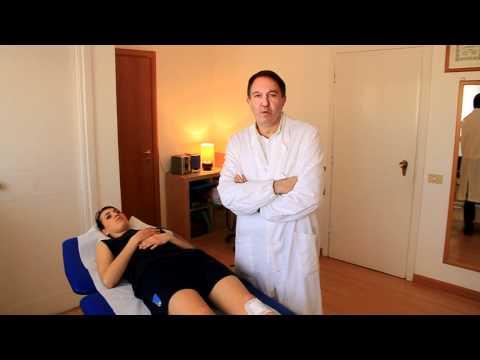 Sale per il trattamento della colonna vertebrale