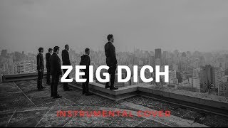 Rammstein   Zeig Dich Instrumental Cover (Live Version)