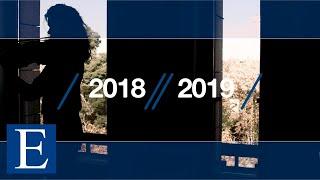 Escuela Superior de Música Reina Sofía. Resumen del Curso 2018-2019