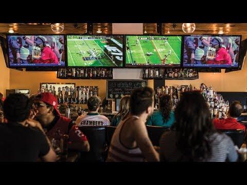 Как открыть спорт бар с нуля Бизнес идея