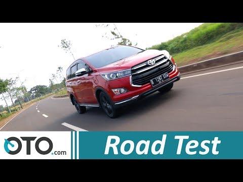Toyota Innova Venturer | Road Test | Lebih Dari Sekedar MPV | OTO.com