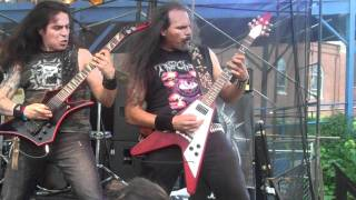 The Chasm @ Maryland Death Fest VIII - Part 1/5