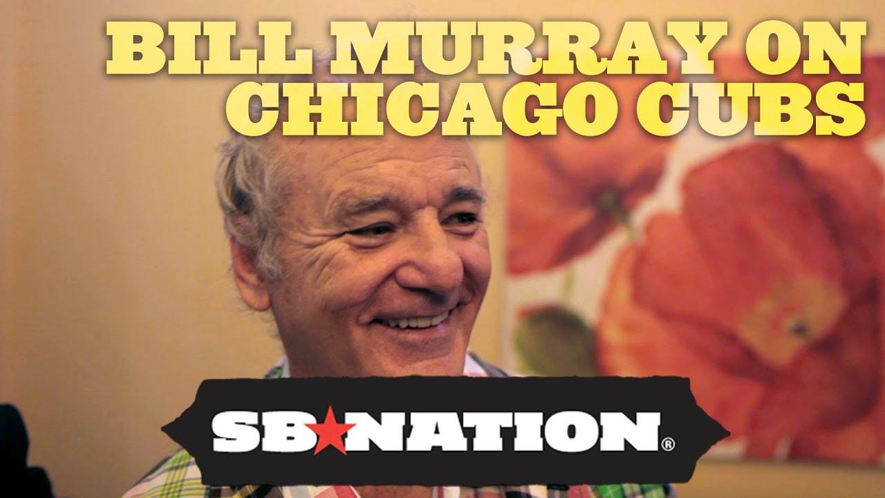 Bill Murray Talks Chicago Cubs, Baseball, and Bartman thumbnail
