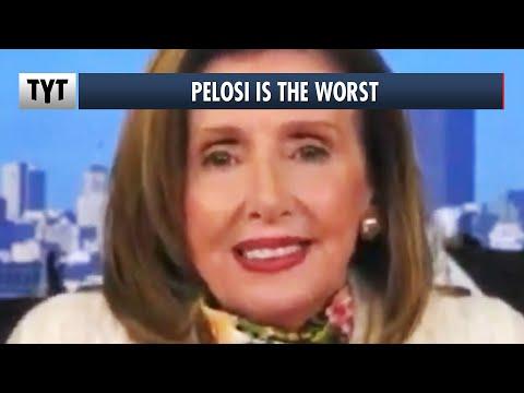 Nancy Pelosi Is THE WORST!